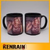 Mug Cup/Stoneware mug/Personalized coffee mugs cups/Picture cup