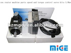cnc router machine parts speed & torque control servo kits 1.8kw