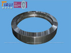 titanium forging rings used in pelleting machineprice good price