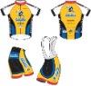 Cycling Jersey and Bib Shorts CWTS01