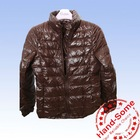 fodable down jacket