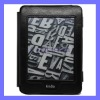 Book Style Leather Case for Kindle Paperwhite Kindle 5