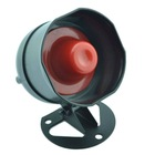 Car emergency siren Q511-D 20W and 6 TONE SIREN