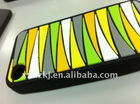 dripping mold logo silicone case for iphone 3 G
