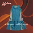 sublimation tennis netball uniform wear skirt
