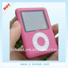 Hot sale multi colors MP4 Flash Player with 1GB/2GB/4GB/8GB/16GB