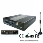 2012 New Best Selling 4-CH 1TB Hard Disk H. 264 Car DVR