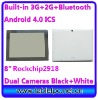 "Rockchip 2918 3G phone HDMI wifi android tablet dual camera 8"" (813)"