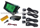 Colorful LCD Display Parking Sensor system-RD058C4