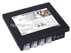 10 Inch IP65 Water Proof Industrial Touch Screen Panel PC