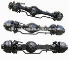 Ls 2040 Q Dis Steering Axle