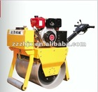 the diesel engine vibratory road roller--hot in Africa