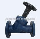 casting iron balance valve