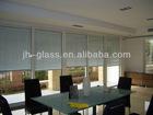 Kaho Latest hollow shutter glass for doors