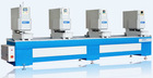 Four-head Seamless Welding Machine / Welder Machine for Pvc Win-doors