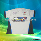 Custom sublimation T-shirts for importers