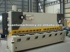 CNC Hydraulic aluminum cutting, guillotine machine, aluminum cutter