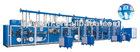 Full-servo Control Full-function High-speed Sanitary Napkin Pad Machine