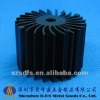 Anodizing LED Heat Sinks