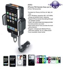 7 in 1-C Car kit FM transmitter with Remote control ipod;iphone; iphone3G;Touch;Nano1-4