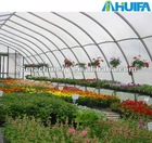 Flower Growing Greenhouse