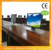 Promotion! LCD Monitor Lift with controller for Conference Room