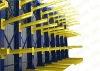 Steel cantilever rack
