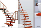 Stainless Steel Stair/Staircase/Stairway