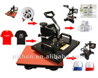 combo swing arm heat press machine for sale