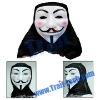 Funny V For Vendetta Style Mask For The Coming Halloween