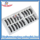 10x Long Volume Black False Eyelashes Free Ship 01