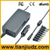 90W universal car and home adapter for laptop