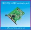 ON SALE PCI-E 4CH HDMI capture card