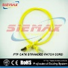 FTP CAT6 STRANDED PATCH CABLE CHANNEL TEST