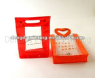 Hot sale PVC promotion bag