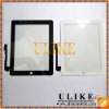 Black & White Touch Digitizer Screen Replacement For iPad 3