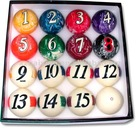 Wholesale billiard balls
