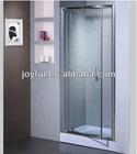 8mm safety glass bathroom shower screen A9104