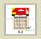 2012 Fashion French Tip Nail Stickers