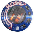 hose reel with fitting