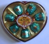 R-007B 7.PCS Heart Chocolate