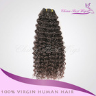 soft and smooth 100% human hair Indian remy hair extension