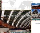 Steel Sturcture & Net Space Frame