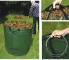 Garden leaf collection bag