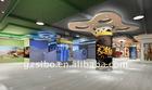 GM decoration of amusement park, decoration for game center