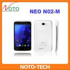NEO N02-M MTK6577 4.5 Inch QHD Android 4.0 1 RAM 3G Smart Phone