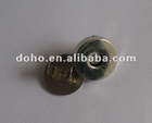 Retail !!!bottle opener button badge with magnet ---DH 5500
