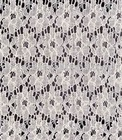 blended cotton lace fabric