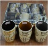 320ML Eco-friendly Ceramic Mug