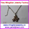 new designed colorful diamond nickle free alloy pendant jewelry FV3832